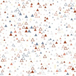 Stickers carrelage triangle