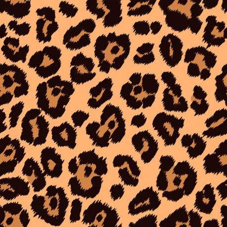 Stickers carrelage animal marron