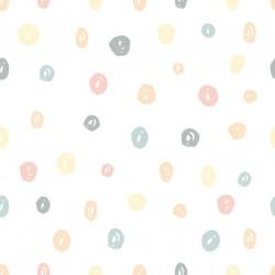 Stickers carrelage pastel
