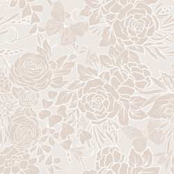 Stickers carrelage beige