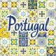 Stickers carrelage ciment Portugal
