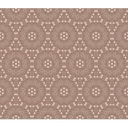 Stickers carrelage marron