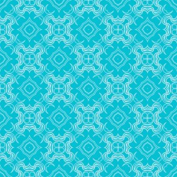 Stickers carrelage turquoise
